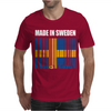 Made In Sweden Mens T-Shirt