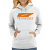MADE IN TENNESSEE Womens Hoodie