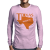 MADE IN TEXAS Mens Long Sleeve T-Shirt