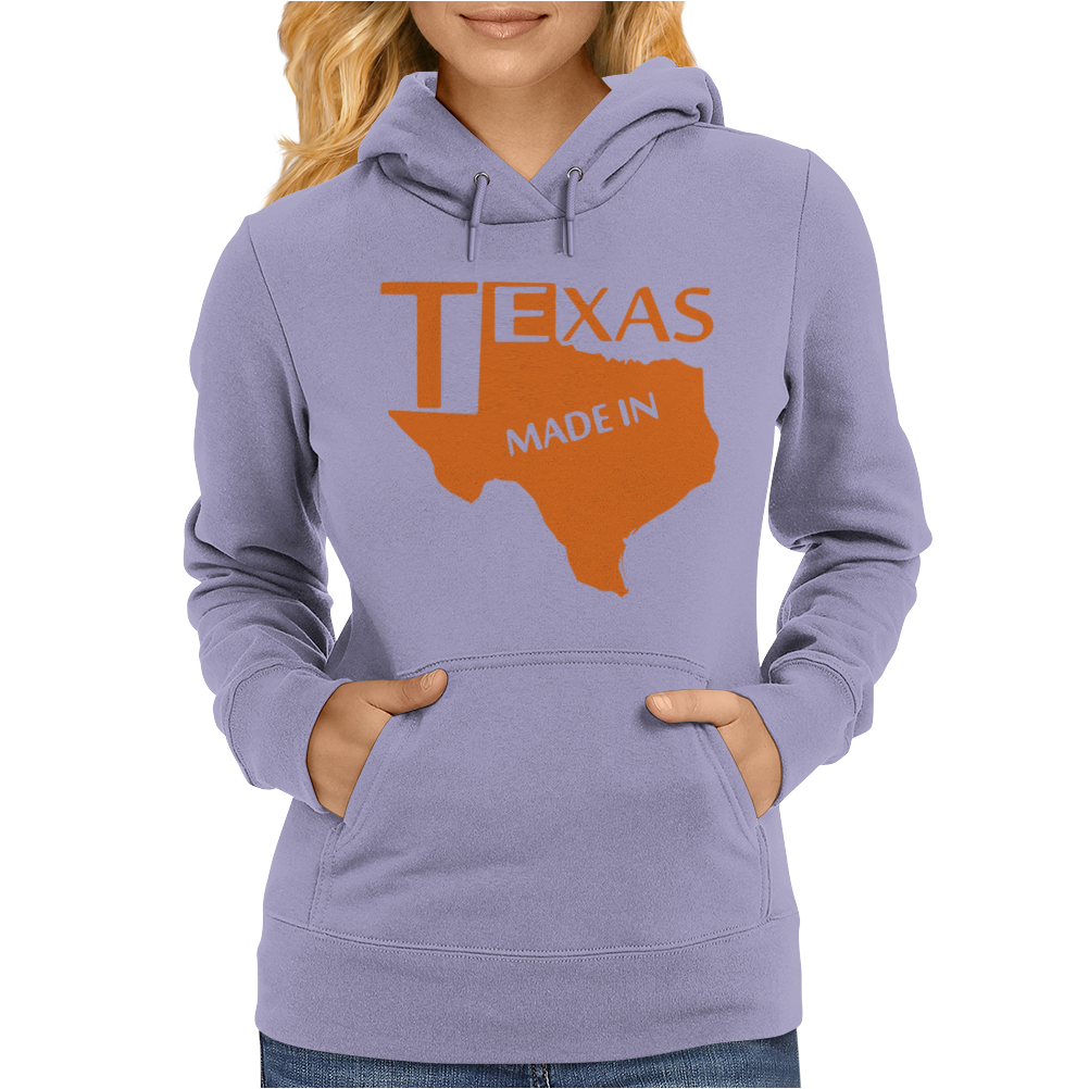 MADE IN TEXAS Womens Hoodie