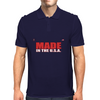 MADE IN THE USA Mens Polo