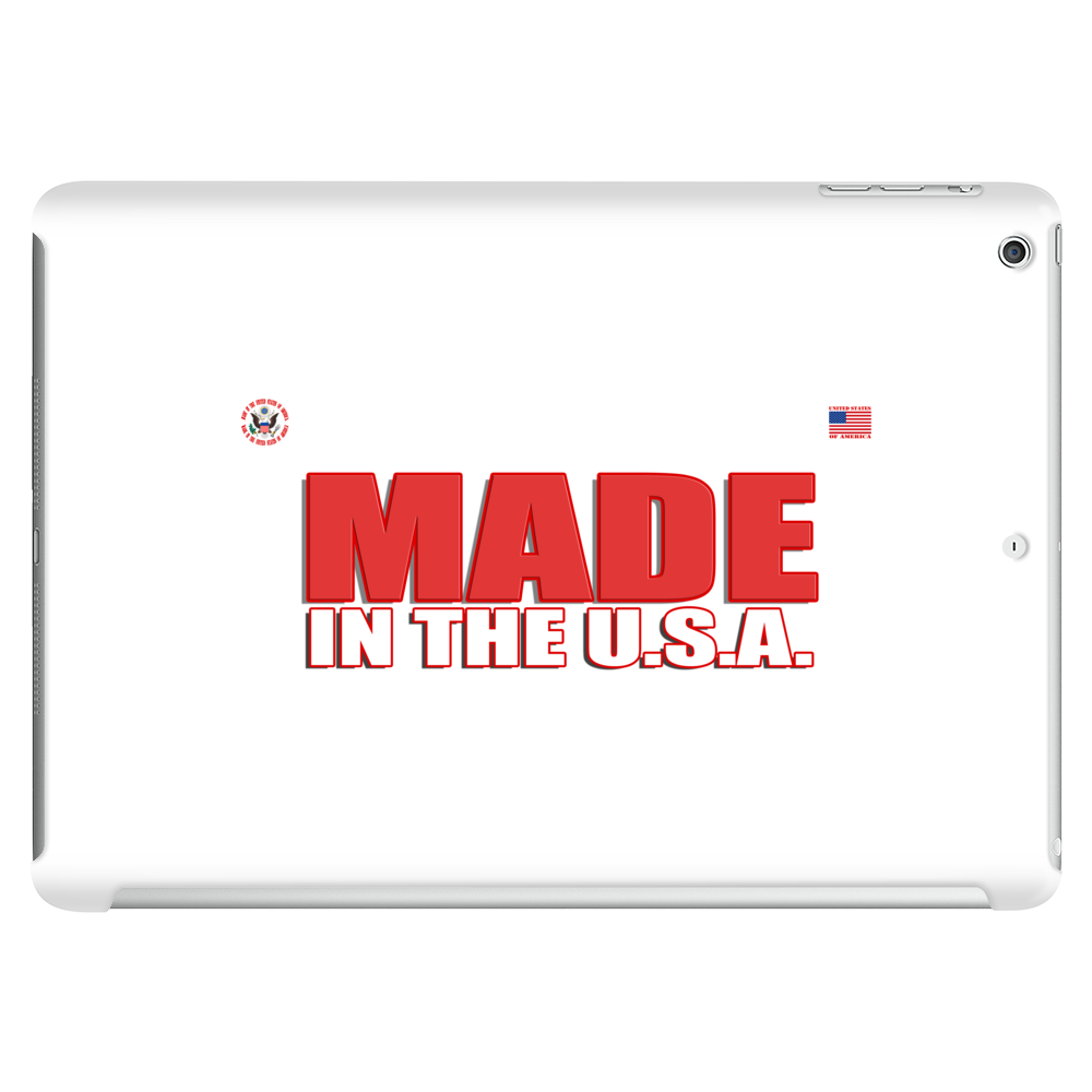 MADE IN THE USA Tablet (horizontal)
