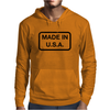 Made In U.S.A. Mens Hoodie