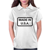 Made In U.S.A. Womens Polo