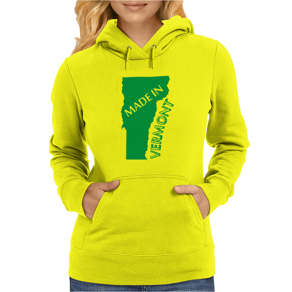 MADE IN VERMONT Womens Hoodie