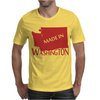 MADE IN WASHINGTON Mens T-Shirt