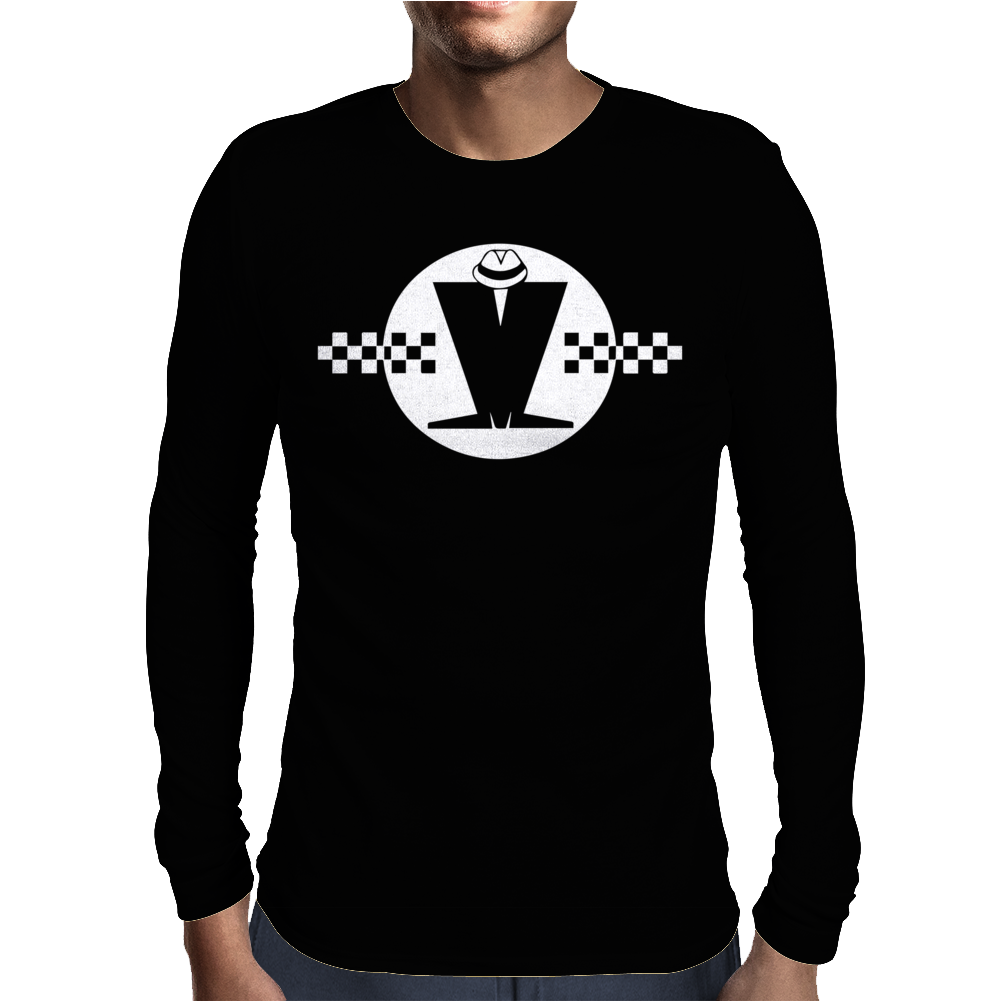 Madness Mens Long Sleeve T-Shirt