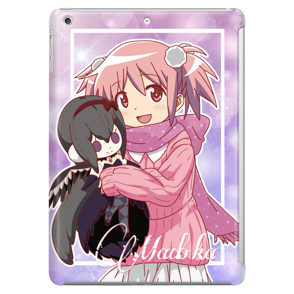 Madoka Kaname in Winter Dress Tablet