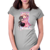 Madoka Kaname in Winter Dress Womens Fitted T-Shirt