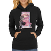 Madoka Kaname in Winter Dress Womens Hoodie