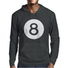 Magic 8 Ball Mens Hoodie