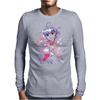 Magical Angel Creamy Mami Watercolor Mens Long Sleeve T-Shirt