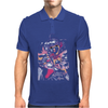 Magical Angel Creamy Mami Watercolor Mens Polo