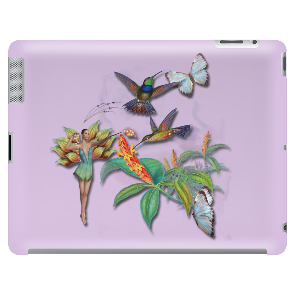 Magical Fairy Garden Tablet