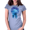 Magical Garden Womens Fitted T-Shirt