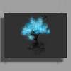 Magical Tree Poster Print (Landscape)