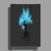 Magical Tree Poster Print (Portrait)