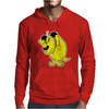 Maglietta Dastardly Cartoons Muttley Mens Hoodie