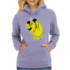 Maglietta Dastardly Cartoons Muttley Womens Hoodie