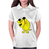 Maglietta Dastardly Cartoons Muttley Womens Polo