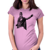 Magneto art Womens Fitted T-Shirt