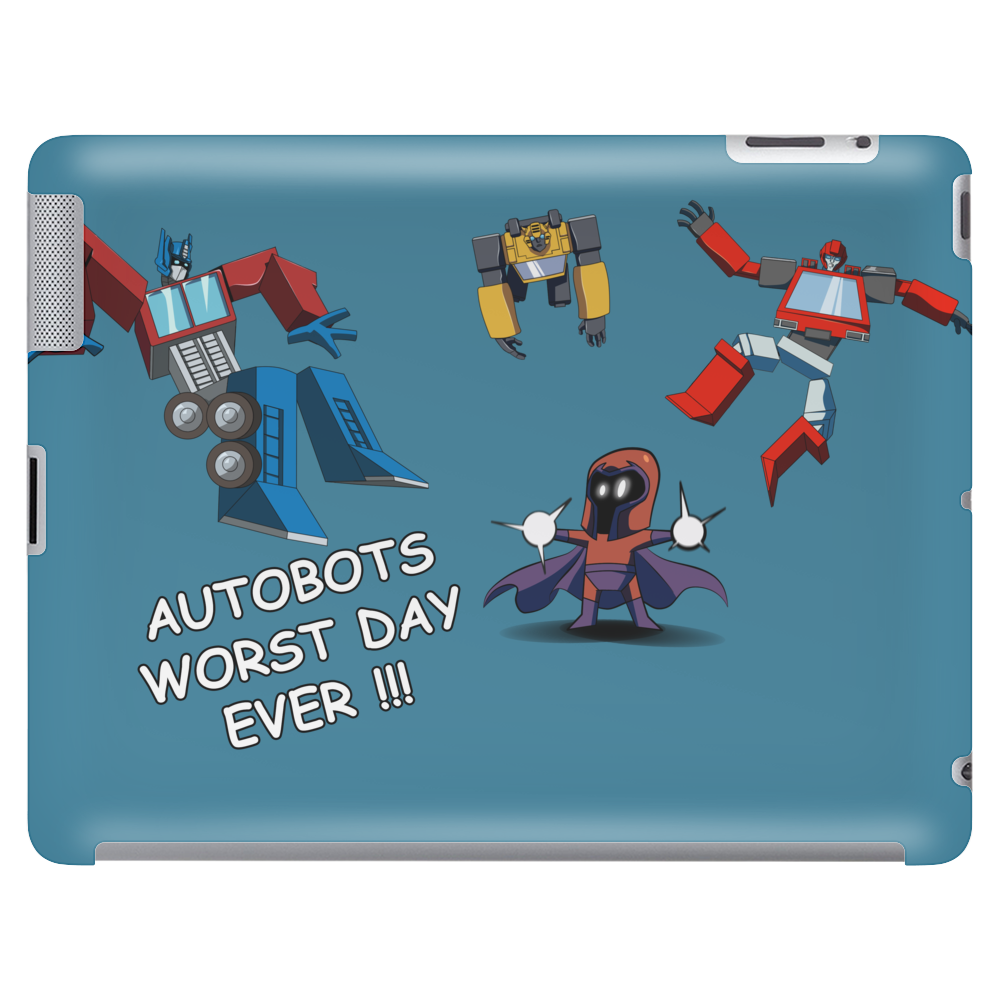 Magneto vs Transformers Tablet (horizontal)