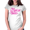 Maid Of Honor Womens Fitted T-Shirt