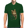 Maine Coon Mens Polo
