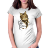 Maine Coon Womens Fitted T-Shirt