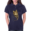 Maine Coon Womens Polo