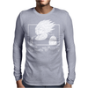 Majin Vegeta Mens Long Sleeve T-Shirt