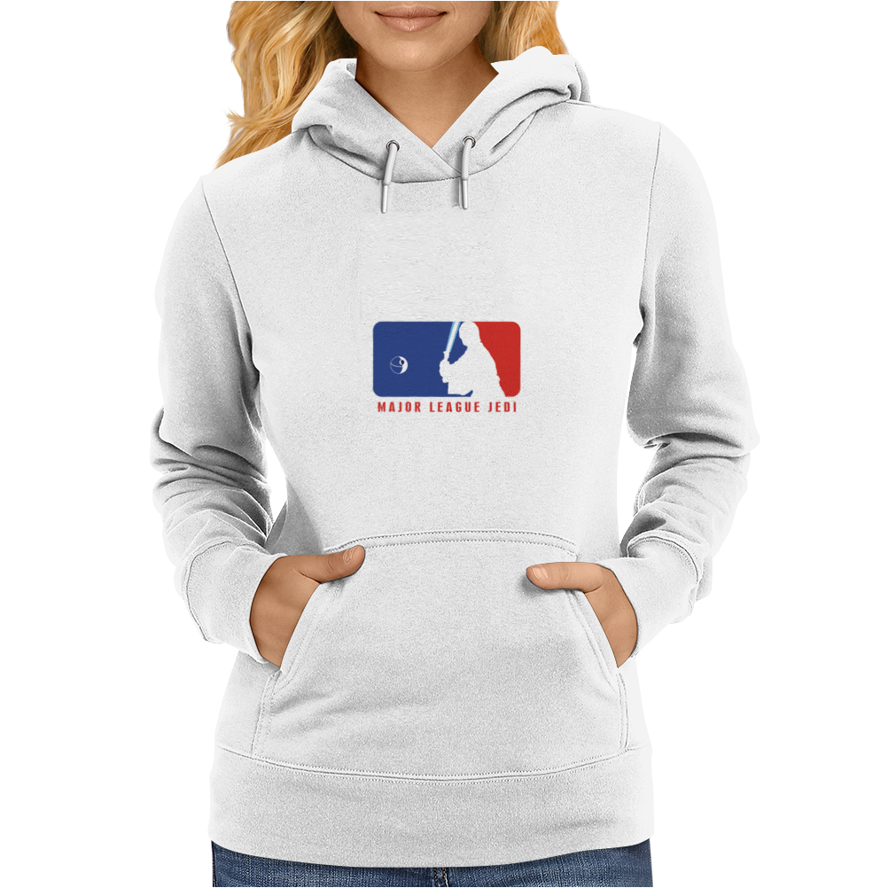 Major League Jedi Logo Womens Hoodie
