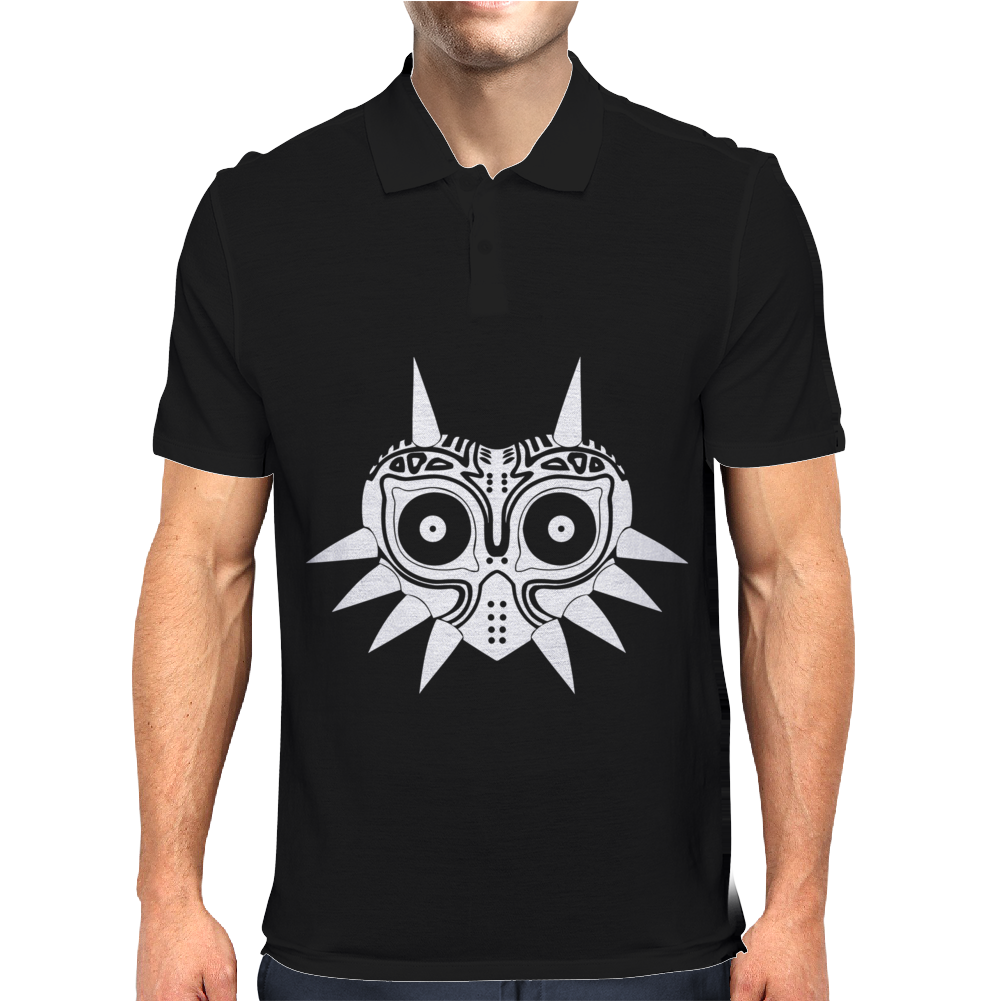 Majora's Mask Mens Polo