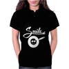 Make A Smile Fried Womens Polo