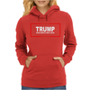 Make America Great Again Womens Hoodie