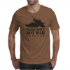 Make love not war Mens T-Shirt