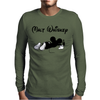 Malt Whisky Mens Long Sleeve T-Shirt