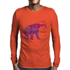 Mammoth Machine Mens Long Sleeve T-Shirt