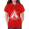 Man at Work Womens Polo