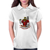 Man-droid Womens Polo