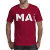 Man Flu Survivor Mens T-Shirt
