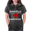 Man Flu Survivor Womens Polo
