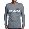 Man Mens Long Sleeve T-Shirt