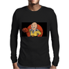 man punch Mens Long Sleeve T-Shirt