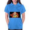 man punch Womens Polo