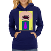 Man with Tie Womens Hoodie
