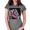 Mane Horse Womens Fitted T-Shirt