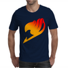 Manga Fairy Tail Anime Mens T-Shirt