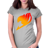 Manga Fairy Tail Anime Womens Fitted T-Shirt