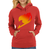 Manga Fairy Tail Anime Womens Hoodie